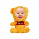 3D FACE кукла винипух, Необычный подарок игрушка