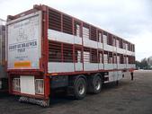 Скотовоз, полуприцеп для траспортировки животных