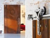 Фурнитура для откатных дверей MWE — модель Duplex