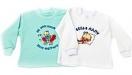 Детские футболки с длинным рукавом, арт. 283