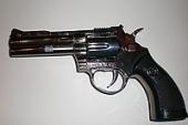 Револьвер-зажигалка, арт.1220