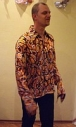 Рубашка, Стиляга, арт. 692
