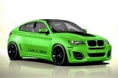 Тюнинг-обвес Lumma XLR650 для BMW X6 / X6M