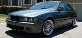 Тюнинг-обвес Hamann для BMW E39