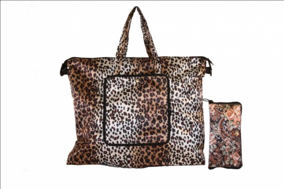 Фото. beautysmart. фирма.  Складная сумка-хозяйственная.