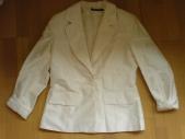 белый выходной пиджак