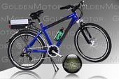 Электровелосипед Cruz 2009