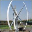 Вертикальный ветрогенератор SPVH3000