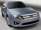 Гибридный автомобиль Ford Fusion Hybrid