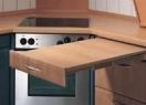 Встраиваемый выдвижной стол (выдвижная столешница) Hailo Rapid 3845-11
