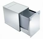 Tecnoinox Inox Box выкатная система для встройки в моечный шкаф