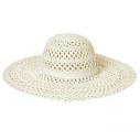 Шляпа из натуральной соломы