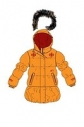 Рок Пилларс — Пальто пуховое для девочек «Инира»