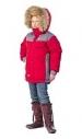 Куртка Рок Пилларс пуховая с мехом 172М