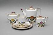 Сервиз чайный форма Гербовая Замоскворечье