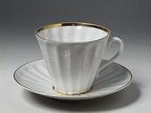 Чашка с блюдцем Белоснежка ф. Лучистая, 235 мл