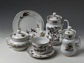 Сервиз чайный Летят утки на 6 персон 21 предмет