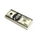Стопка банкнот - доллары