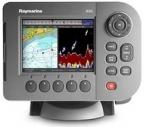 Эхолот-картплоттер Raymarine A50D