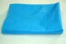 Салфетка 40 на 40 см SMS 20 г м2 50 шт упак цвет голубой