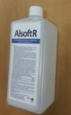 Кожный антисептик для рук Alsoft Е для локтевого дозатора емкость 0,5 литра