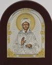 Икона Святая Матрона Московская, арт. 726OVХ
