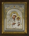 Икона Иерусалимской Божией Матери, арт. 707 TX-KOR SW