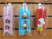 Пластиковая упаковка для колготок с европодвесом (20шт)