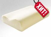 Ортопедическая подушка с «памятью формы»
