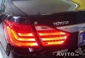 Стопы задняя оптика Toyota Camry 2012 тюнинг диоды