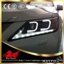 Фары передняя оптика Toyota Camry 2012 тюнинг диод
