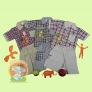 Комплект для мальчика (шорты и рубашка)
