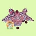 Куртка с капюшоном китти