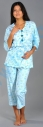 Пижама из трикотажа арт. 3-04
