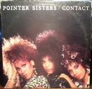 POINTER  SISTERS   1985    Contact