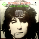 RON WOOD   1974   Cancel everything