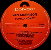 VAN  MORRISON  1971   Tupelo  honey