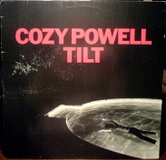 COZY  POWELL  1981  Tilt