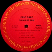 ERIC  GALE  1980  Touch of silk