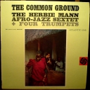 HERBIE  MANN  1961  The common ground