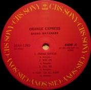 SADAO WATANABE  1981  Orange express