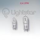 921023 Лампа G4 12V 35W прозрачная 2000H