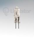 921022 Лампа G4 12V 20W прозрачная 2000H