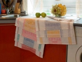 Неделька, комплект полотенец