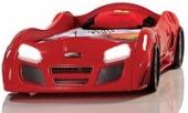 Кровать-машина TURBO RED T505PW