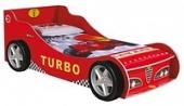 Кровать-машина TURBO RED T505LXR