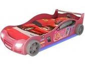 Кровать-машина Grifon Style (Грифон Стайл) / R800 night light, розовая