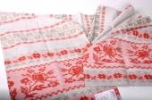 Рушник льняной свадебный