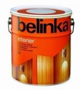BELINKA INTERIER (БЕЛИНКА ИНТЕРЬЕР) — акриловая лазурь для защиты древесины внутри помещений