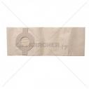Karcher Бумажные фильтр мешки FP 202, FP 222, FP 303